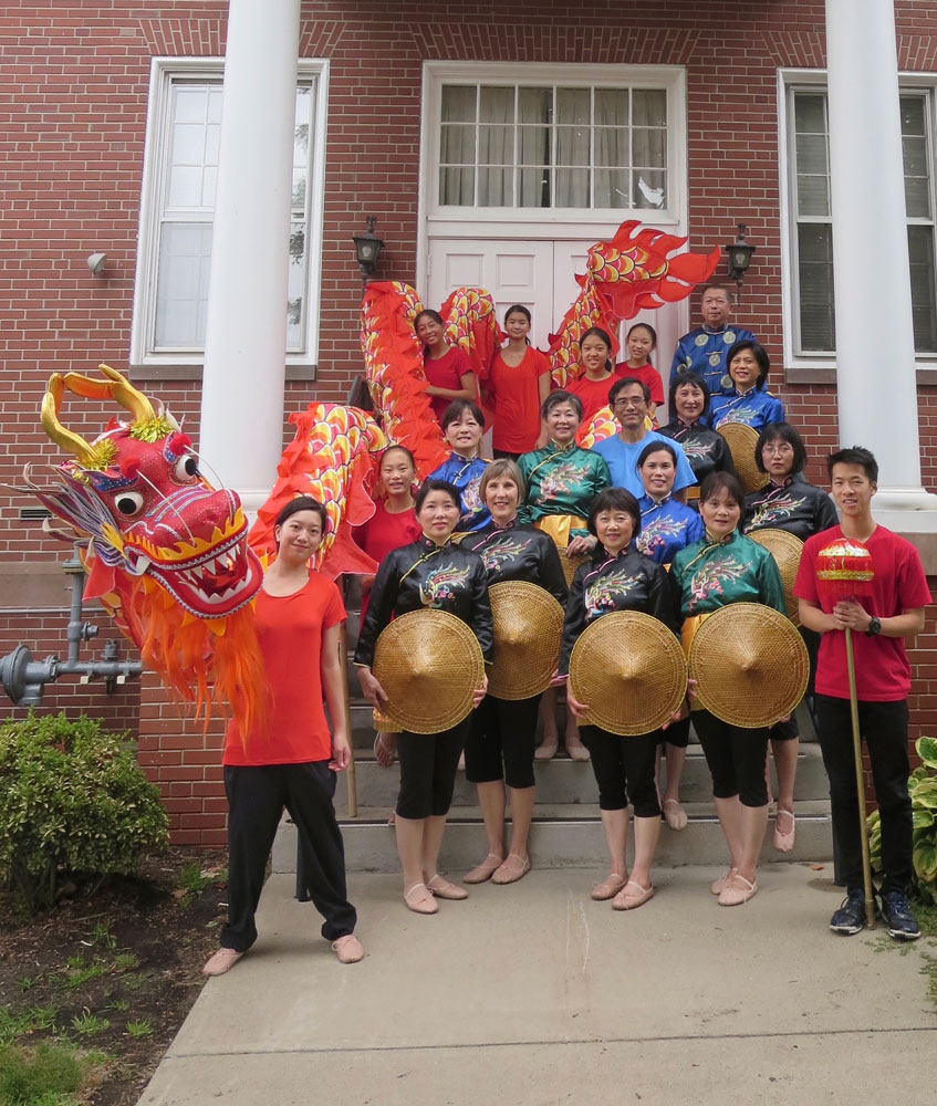 Asian Performance Arts-Harvest Dance